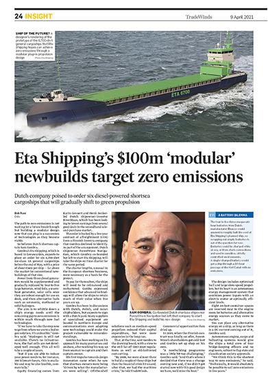 Artikel Tradewinds Èta Shipping